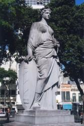 L´Union  – Place Tiradentes  – A União – Praça Tiradentes – Rio de Janeiro