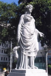 La Fidélité  – Place Tiradentes  – A Fidelidade – Praça Tiradentes – Rio de Janeiro