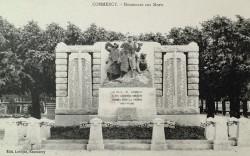 Monument aux morts de 14-18, ou La Mitrailleuse – Commercy