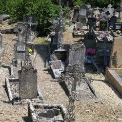 Croix de cimetière (1) – Saint-Projet