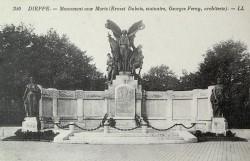 Monument aux morts de 14-18 – Dieppe