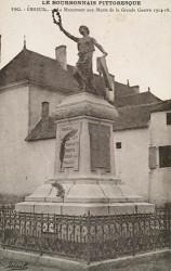 Monument aux morts de 14-18 – Ebreuil