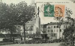 Monument aux morts de 14-18  – Victoire – Epinay-sur-Seine