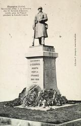 Monument aux morts de 14-18 – Essoyes