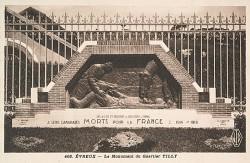 Monument aux 7e Chasseurs – Evreux