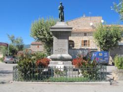 Monument aux morts – Lablachère