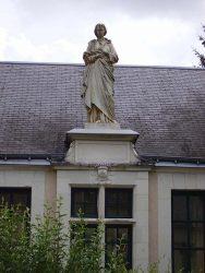 Statue de sainte Antonia – Villedômer