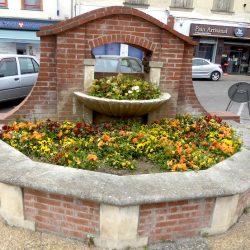 Mascarons de fontaine – Castelsarrasin