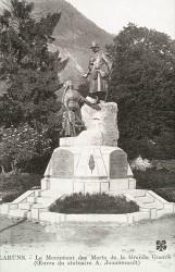 Monument aux morts de 14-18 – Laruns