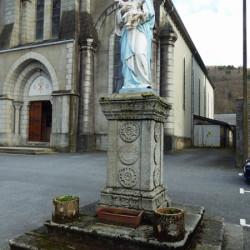Vierge Mère – Brassac
