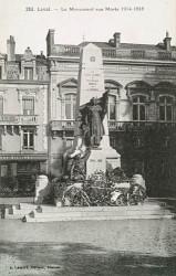 Monument aux morts de 14-18 – Laval