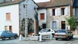 Monument aux morts de 14-18 – La Villeneuve