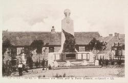 Monument aux morts de 14-18 – Le Portel