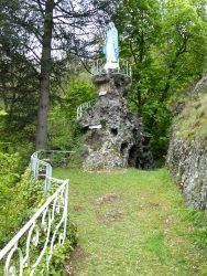 Vierge immaculée de la Chaise de la Vierge – Valfleury