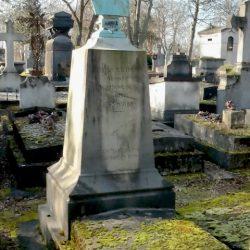 Sépulture Émile Eudes – Cimetière du Père-Lachaise – Paris (75020)