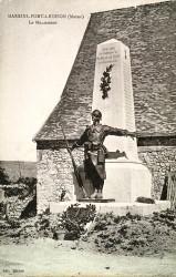 Monument aux morts de 14-18 – Mareuil-Port-à-Binson