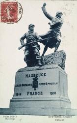 Monument aux morts de 14-18 – Maubeuge