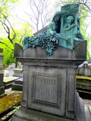Sépulture Durif – Cimetière du Père Lachaise – Paris (75020)