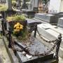 Ornements de sépulture (entourages) - Division 92 - Cimetière du Père Lachaise - Paris (75020) - Image3