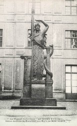 Monument aux morts de 14-18, ou La France victorieuse – Montauban