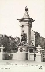 Monument aux morts de 14-18 – Narbonne