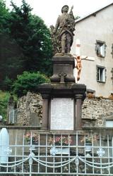 Monument aux morts de 14-18 – Orcival