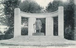 Monument aux morts de 14-18 – Pézenas