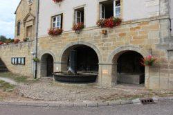 Fontaine-Lavoir – La Vacheresse