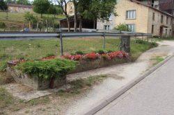 Borne-fontaine-abreuvoir – La Vacheresse