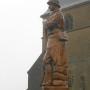 Poilu au repos – Monument aux morts – Tannay - Image7