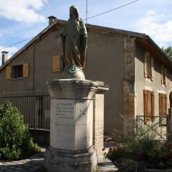 Vierge – Sermaize-les-Bains