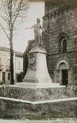 Monument aux morts de 14-18 – Saint-André-de-Cubzac