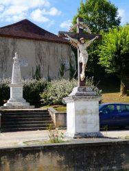 Christ en croix – Manzac-sur-Vern