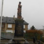 Poilu au repos – Monument aux morts – Tannay - Image3