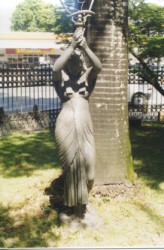 Égyptienne –  Museu do Estado do Pernambuco – Recife