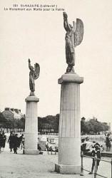Monument aux morts de 14-18 – Boulevard du Président Wilson – Saint-Nazaire (fondu)