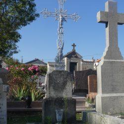 Croix funéraires – Cimetière Sainte-Croix – Le Mans