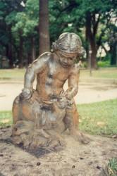 Océanie – Jardin du Musée  de la République – Oceania – Jardin do Museu da Republica – Rio de Janeiro