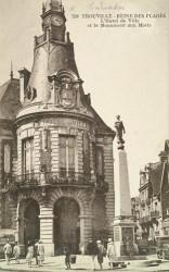 Monument aux morts de 14-18 – Trouville