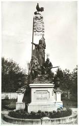 Monument aux morts de 14-18, ou Le Groupe – Vaucouleurs