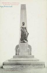 Monument aux morts de 14-18 – Vendeuvre-sur-Barse