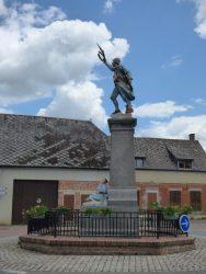 Monument aux morts 1914-1918 – Origny-en-Thiérache