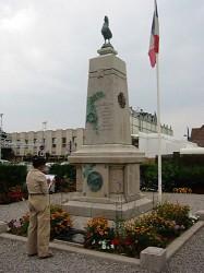 Monument aux morts de 14-18 – Wimereux