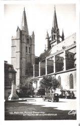 Monument à Jean-Antoine Chaptal (Fondu) (Remplacé) – Mende