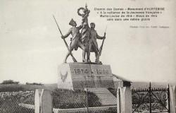 Monument d'Hurtebise, ou A la Vaillance de la jeunesse française – Chemin des Dames