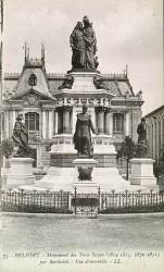 Monument des trois sièges de Belfort, ou Monument à Denfert-Rochereau – Belfort