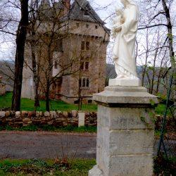 Vierge-Mère – Mazerolles