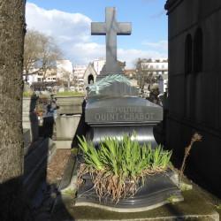 Sépulture Quint-Chabot  – Cimetière du Père Lachaise – Paris (75020)