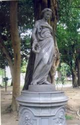 Le Printemps sur piédestal – Passeio Público – Estatua a Primavera com pedestal – Rio de Janeiro