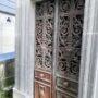 Portes de chapelles sépulcrales et corbeille - Division 55 - Cimetière du Père Lachaise - Paris (75020) - Image3